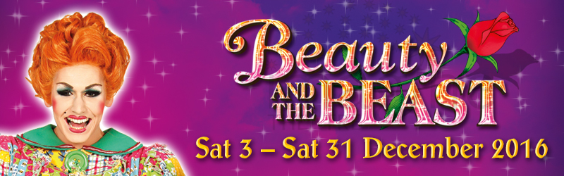 This year's panto...a beast of a show...