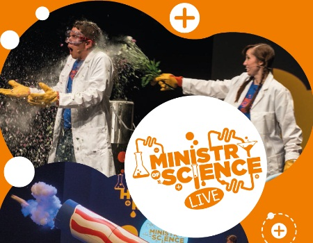 Ministry of Science Live!