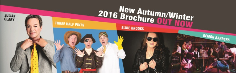 NEW Autumn/Winter Brochure Out Now!