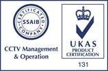 CCTV UKAS certification