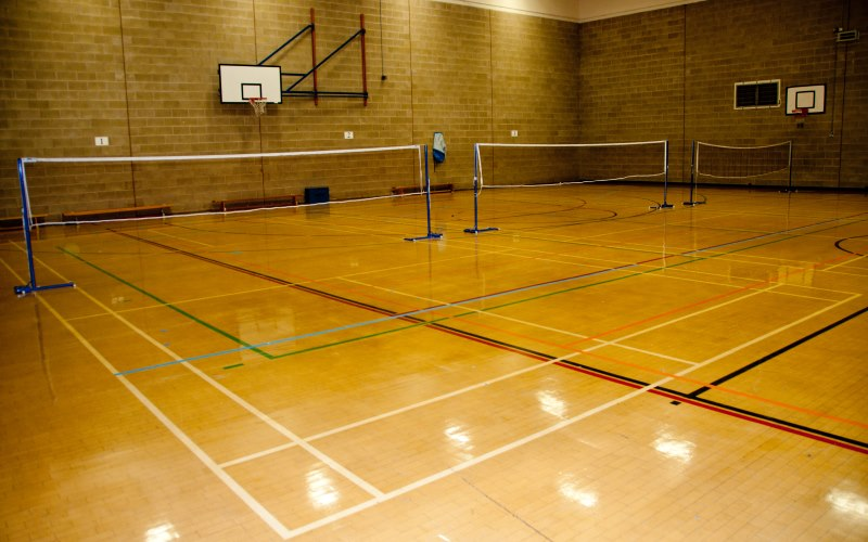 Badminton at Castle Farm