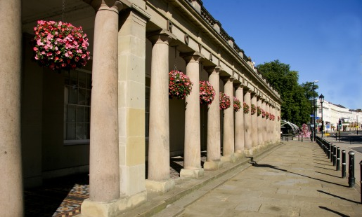 Pump Rooms in Leamington