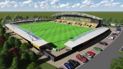 Leamington Football Club proposed stadium design