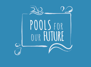 Pools for our future logo