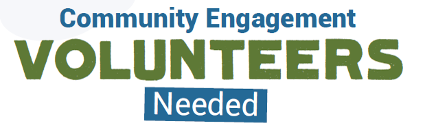 community engagement volunteers