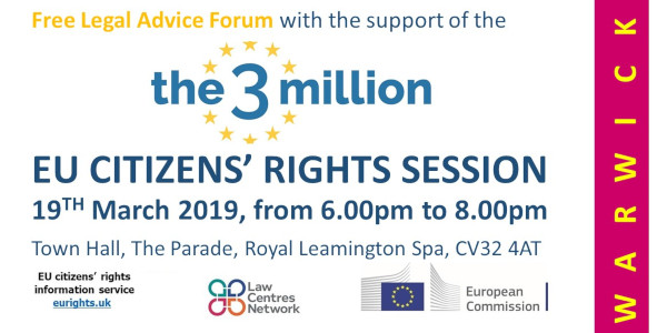 EU Citizens Rights Session