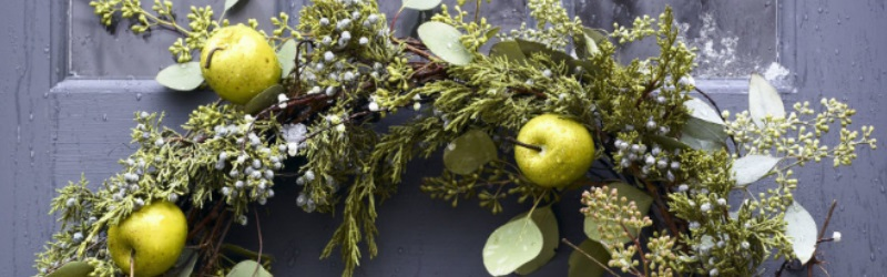 Wreath Making with Fiona Metcalfe