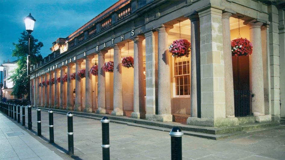 Spa Centre Leamington Box Office