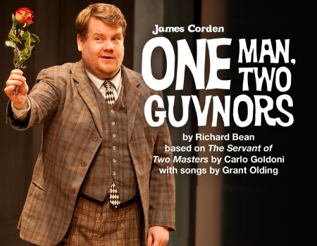 NT LIVE: One Man Two Guvnors