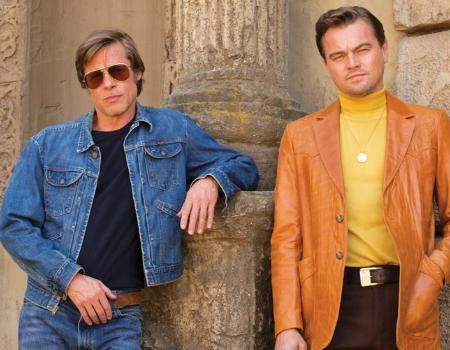 Once Upon A Time… In Hollywood, Quentin Tarantino, Leonardo DiCaprio, Brad Pitt