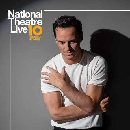 Present Laughter by Noël Coward staring Andrew Scott