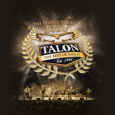 Talon Best Of The Eagles coming to the Royal Spa Centre, Leamington
