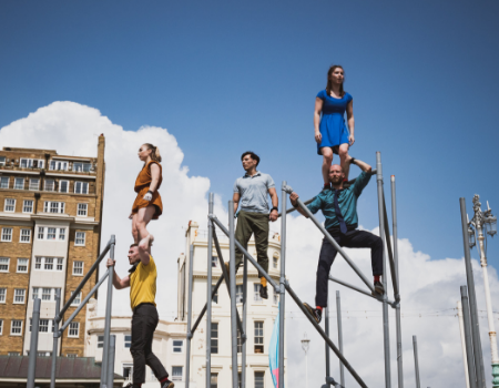 Modern dance coming to Leamington courtesy of Motionhouse Dance Company