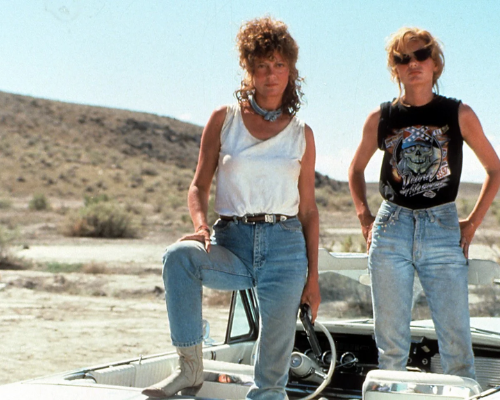 Thelma and Louise, galentines, girl power, cinema, leamington spa