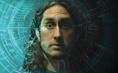 Ross Noble brings his comedy tour, Humournoid to Royal Leamington Spa.